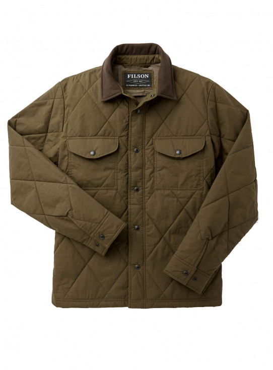 Hyder Quilted Jac Shirt