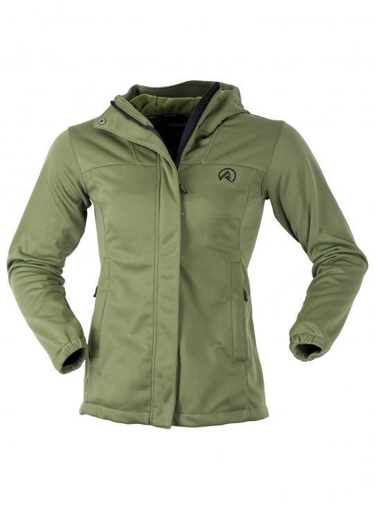 Ladies Ascent Softshell Jacket
