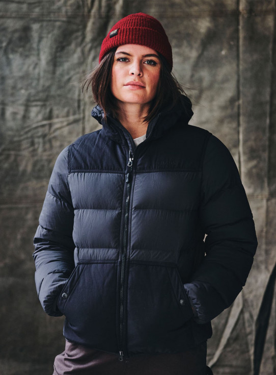 Womens Featherweight Down Jacket